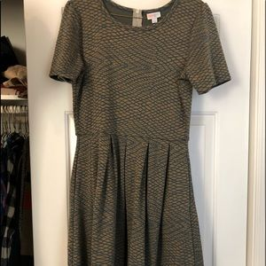 LuLaRoe Dress WITH POCKETS